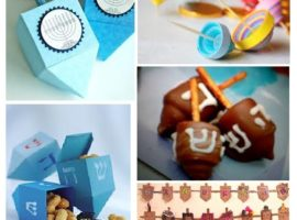 Easy Hanukkah crafts to make with kids