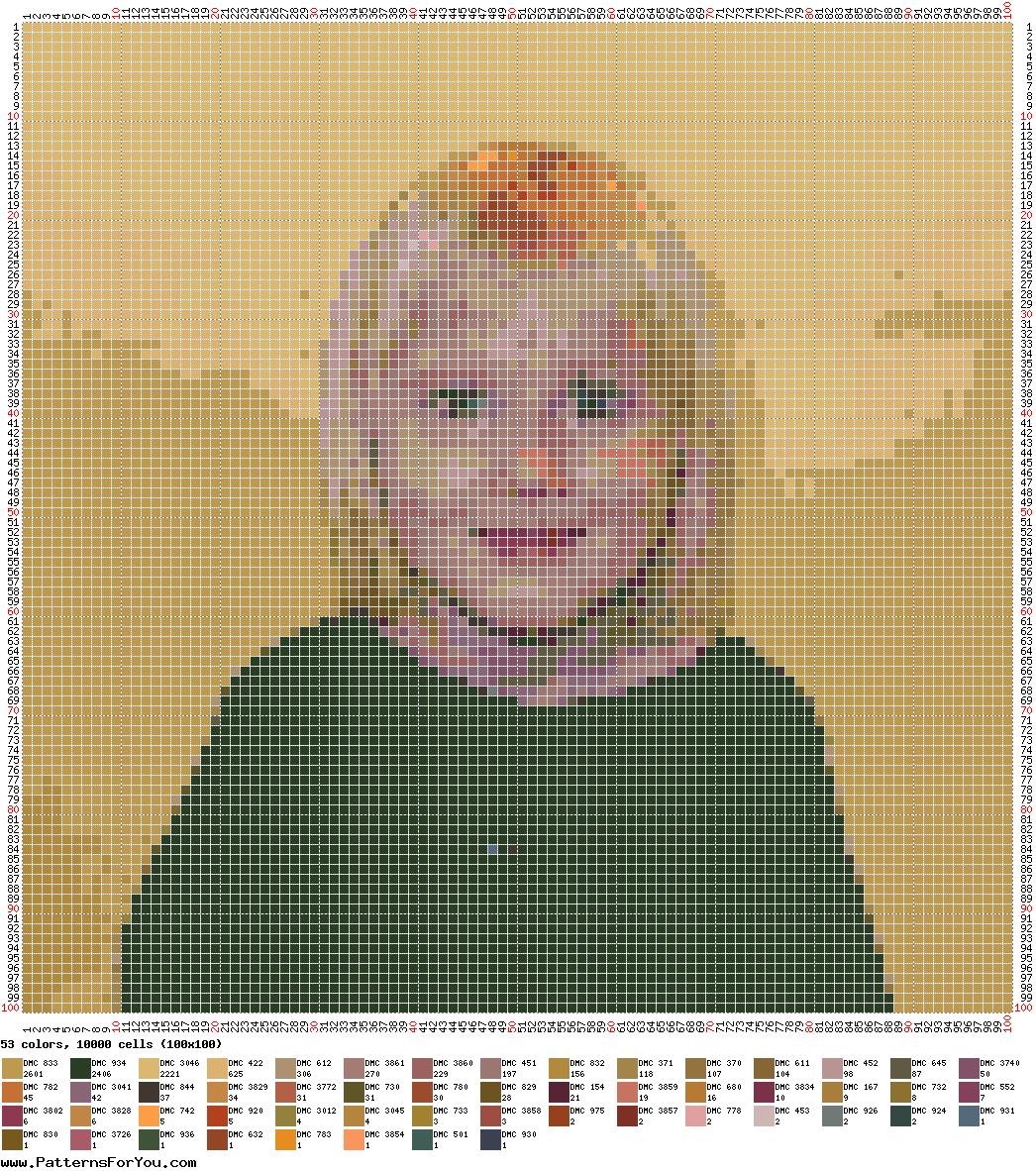 ivankashoshana pattern2