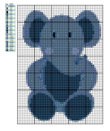Cross stitch patterns for children |