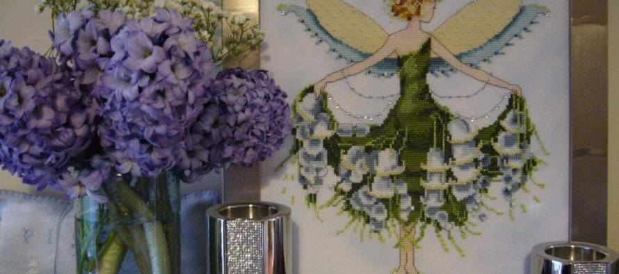 Inspiration: Embroidery by Points Croisés (Vol1)