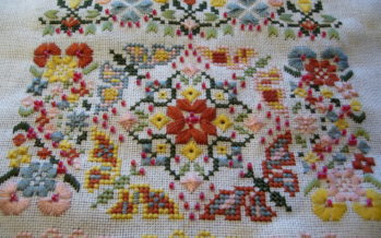 Inspiration: Embroidery by Points Croisés (Vol2)
