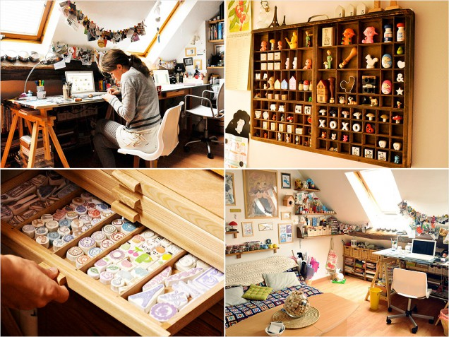 craft spaces
