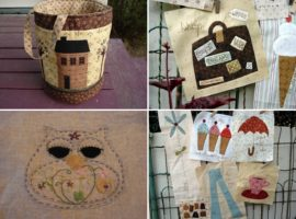 Inspiration: Quilting by Wendy