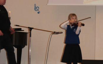 Concert @ Jewish School in Tallinn (March 2014/Adar 5774)