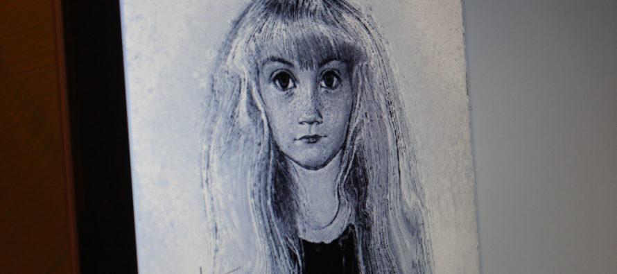 "Painting ""Estella Elisheva"" – Art by Helena-Reet Ennet"