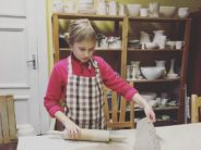 Ceramics lessons with Ivanka Shoshana
