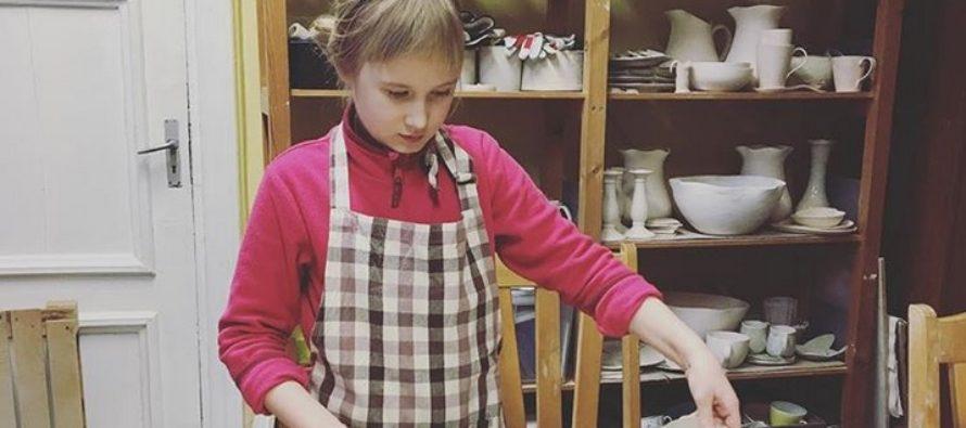 Ceramics lessons with Ivanka Shoshana