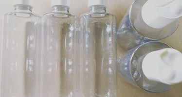 Wholesale 3pcs/lot 250ml High neck Empty shampoo bottles with caps